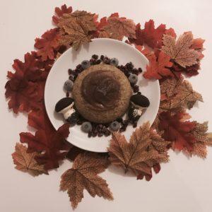 Bowlcake Crème de marrons-Citrouille