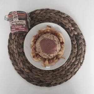 Bowlcake Pomme-Pralines