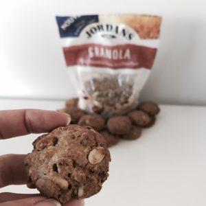 Cookies au Granola