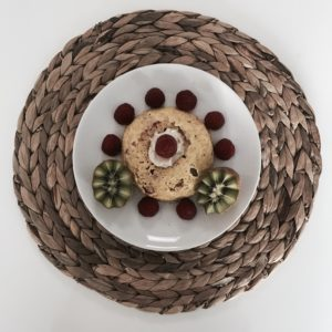 Bowlcake Framboise-Fleur d'oranger