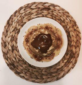 Bowlcake Pomme caramélisée – Spéculos