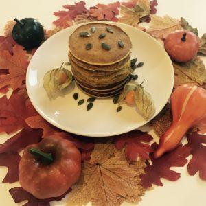 Pancakes Potiron & Sirop d'érable