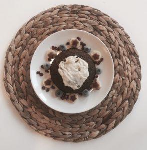 Bowlcake aux deux chocolats